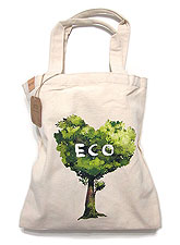 Bag132 Eco Tree Eco Bag/ Natural