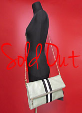Bag144 2-Way Center Stripe Bag/Mint