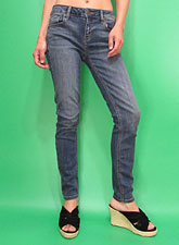 Denim068 Standard Skinny Denim/Denim