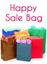 Happy Sale Bag