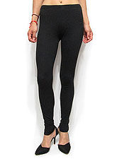 Pants173 Standard Leggings/ Black