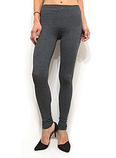Pants229 Simply Basic Leggings/ Grey