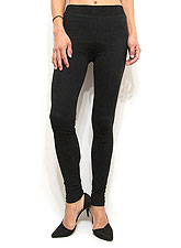 Pants230 Simply Basic Leggings/ Black