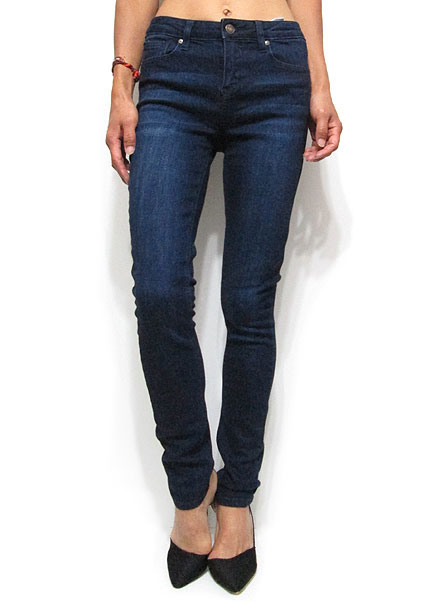 Denim063 Standard Skinny Denim/Dark Denim