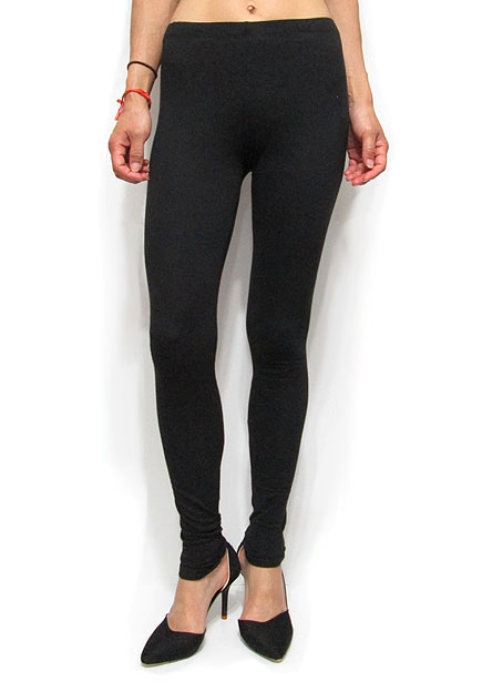 Pants173 Basic Leggings/Black