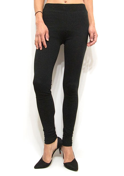 Pants230 Simply Basic Leggings/Black